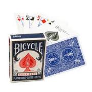 Baralho  Bicycle Rider Back Mini - Azul ou Vermelho
