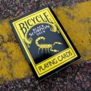 BARALHO BICYCLE SCORPION DECK