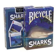 Baralho Bicycle - Sharks M+