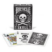 Baralho Bicycle Skull