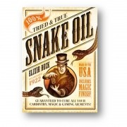 Baralho Bicycle Snake  Oil  b+