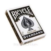 Baralho standard Bicycle Preto