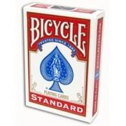 Baralho Bicycle Standard  Vermelho b+