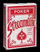 Baralho Bicycle Streamline Poker - vermelho