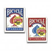 Baralho Bicycle stripper deck, Bisotê R+