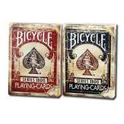Baralho Bicycle Vintage Design M+