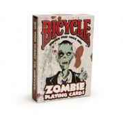 Baralho Bicycle Zombie M+