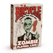 Baralho Bicycle Zombie R+