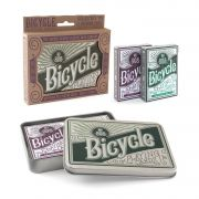 BARALHO BICYCLE AUTOCYCLE RETRO PAR