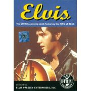 Baralho Elvis Presley Azul