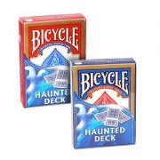 Baralho Espirita - Haunted Deck - Bicycle M+