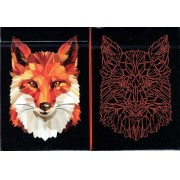 Baralho Fox Playing Cards b+