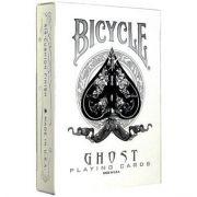 Baralho Ghost White (Branco) - Ellusionist B+