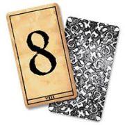 Baralho marcado de Numeros  1900 - Numbers cards M+