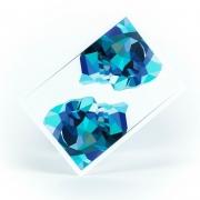 Baralho Memento Mori Azul