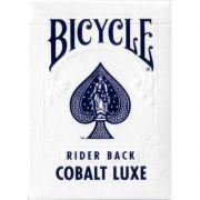 Baralho Metalluxe Cobalt Luxe M+