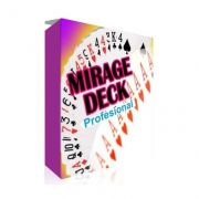 Baralho Mirage Bicycle - Mirage Deck B+