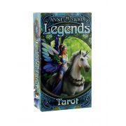 Baralho oráculos Tarot Anne Stokes Legends