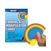 Baralho para Manipulação & Fanning Vernet M+