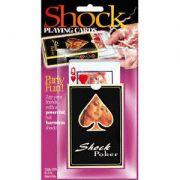 Baralho que da choque - Shock playing card B+