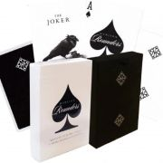 baralho Rounders Playing Cards by Madison - preto
