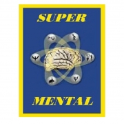 Baralho Super Mental (BICYCLE) R+
