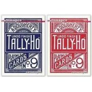Baralho Tally Ho - Fan Back M+