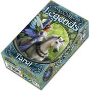 Baralho oráculos Tarot Anne Stokes Legends B+