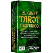 Baralho Tarot El Gran Tarot Esotérico