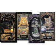 Baralho oráculo Tarot Familiars - Lisa Parker B+