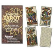Baralho Tarot Fournier - Spanish Tarot Espanol B+