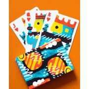 Baralho Off The Wall -  Art Of Playing Cards M+