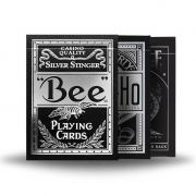Baralho Bee Silver Stinger Decks