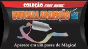 BENGALA APARIÇÃO DOURADA - COLEÇÃO FAST MAGIC Nº 11