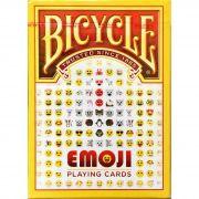 Bicycle Baralho emoji R+