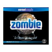 Bola Zombie Prateada ou dourada  - Vernet B+