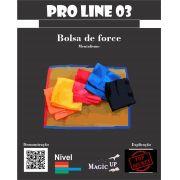 Bolsa De Force,  Da Previsão - O Magico Prevê A Cor Escolhida -  Coleção Magica profissional n 03 - Magic Proline B+