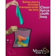 BOLSA DE FORCE TRANSPARENTE