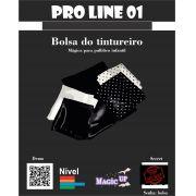 Bolsa Do Tintureiro  - Coleção Magica profissional n 01 - Magic Proline B+