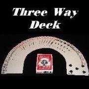 Bralho Bricycle p/ Force (3 cartas / 3 way) vermelho B+