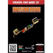Brass Disk Escape - Coleção Classic N 39 B+