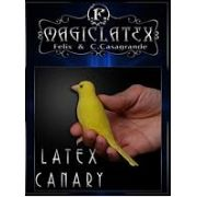 Canário de Latex (Canary With Legs). B+