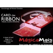 CARD ON RIBBON - CARTA NA FITA Mickael chatelain