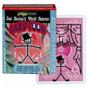 baralho magica desenho animado card toon # 1