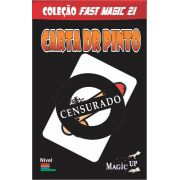 Carta do Dr. Pinto - Coleção Fast Magic N 21 R+