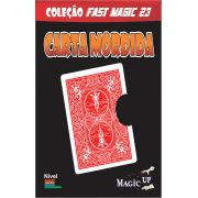 Carta Mordida em Bicycle  - Delicious Card - Coleção Fast Magic N 23 B+