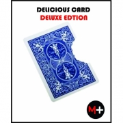 Carta Mordida em Bicycle  - Delicious Card - Deluxe Edition B+