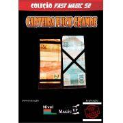 Carteira Flick Grande - Coleção Fast Magic N°58 D+