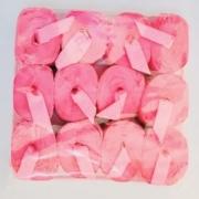 Chiclete em Fita Na Boca cor de rosa  / 12 Refis - Mouth Coil - nacional