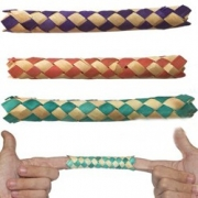 Chinese Finger Traps- Algema Dedo (3 Unidades)